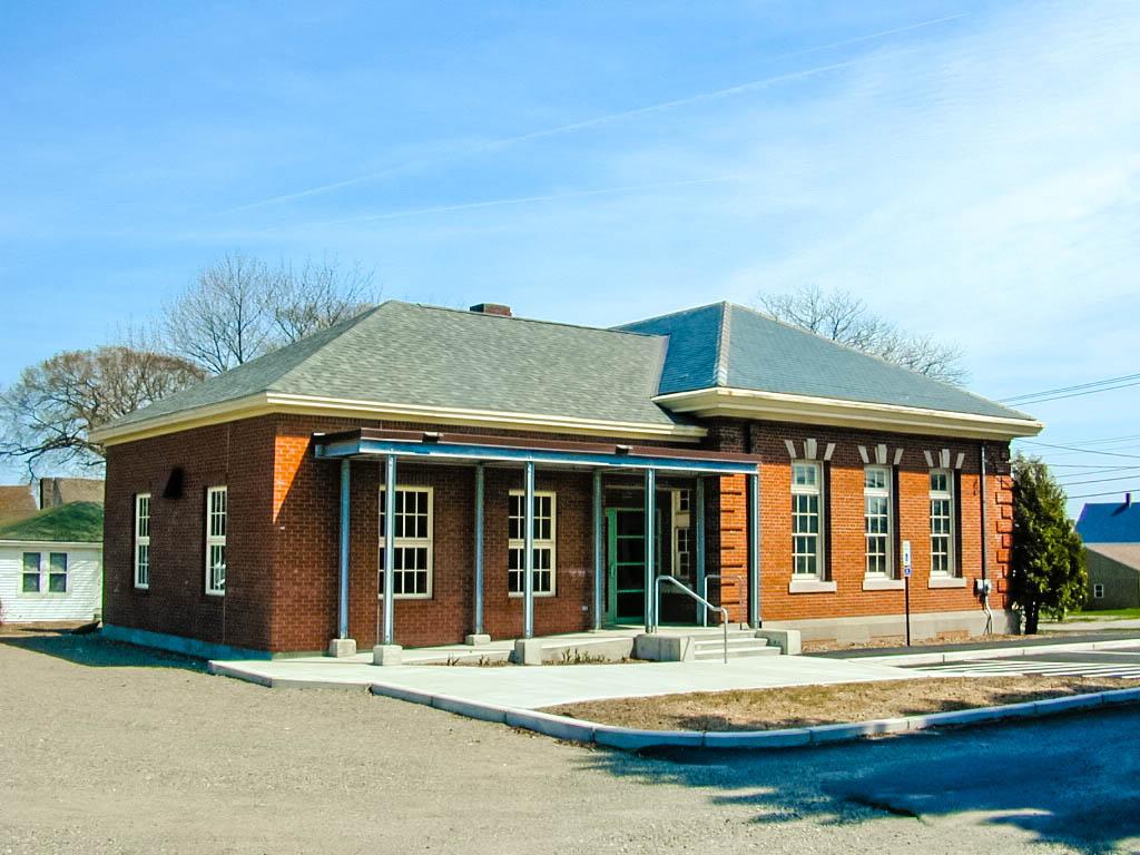 Jonesport Library