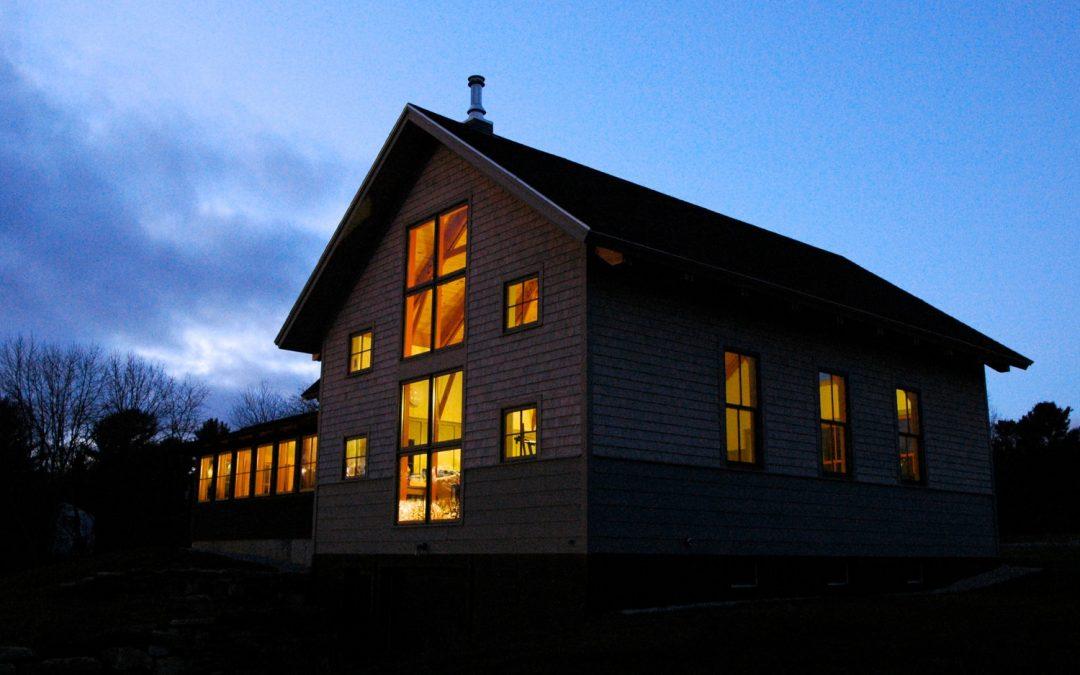 Melavilla Barn House