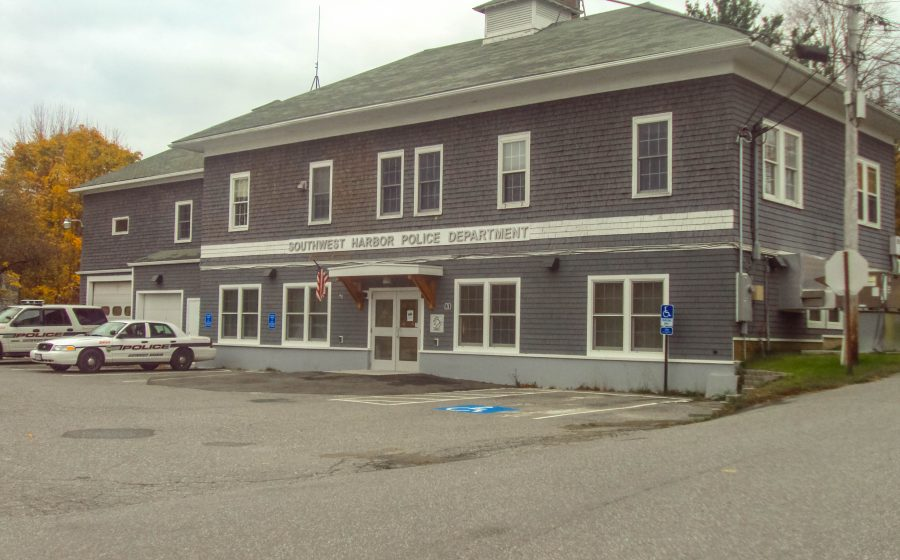 SW Harbor Police Station